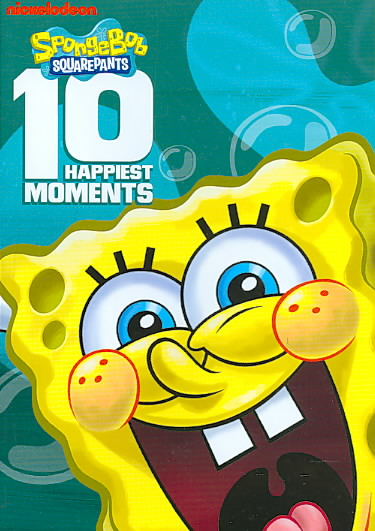 SPONGEBOB SQUAREPANTS:10 HAPPIEST MOM BY SPONGEBOB SQUAREPANT (DVD)