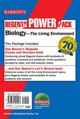Biology Power Pack By Hunter, Gregory Scott